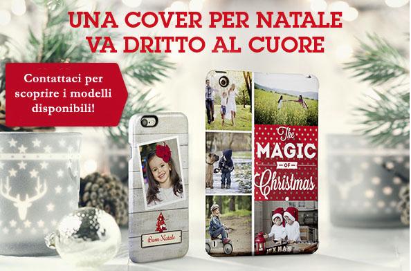 Cover personalizzate per Natale!