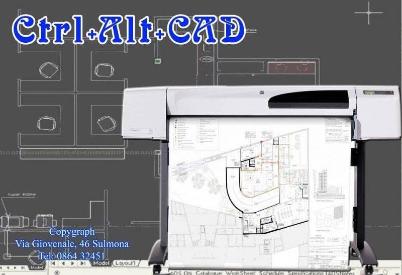 Ctrl+Alt+Cad