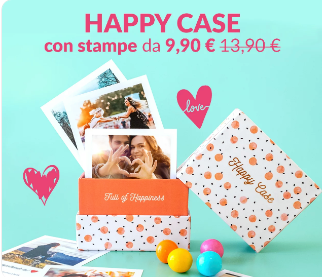 Sconto Happy Case