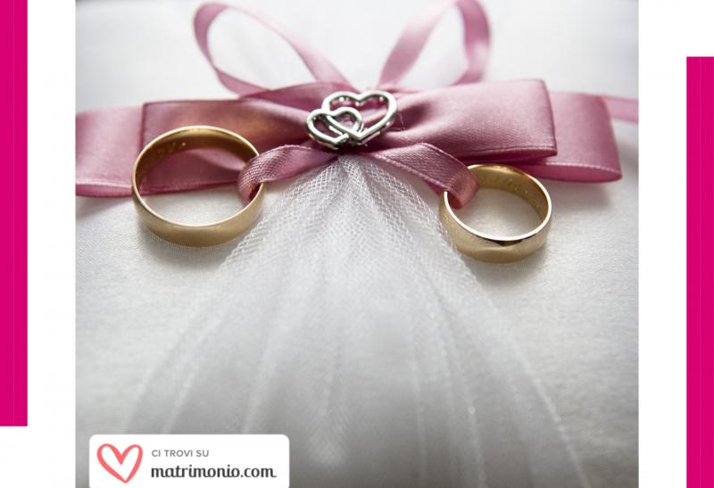 Siamo su matrimonio.com